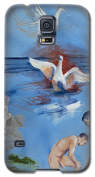 Love And Danger Galaxy S5 Case
