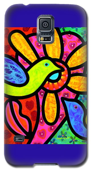 Love Birds Galaxy S5 Case