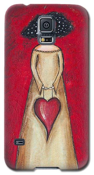 Love Bringer Galaxy S5 Case by Stanka Vukelic
