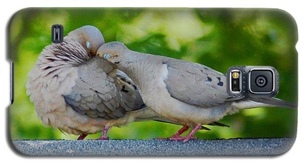 Love Doves  Galaxy S5 Case