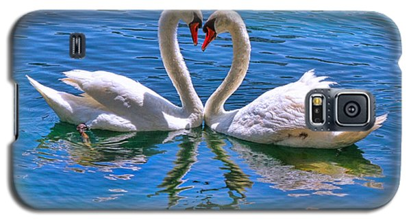 Love For Lauren On Lake Eola By Diana Sainz Galaxy S5 Case