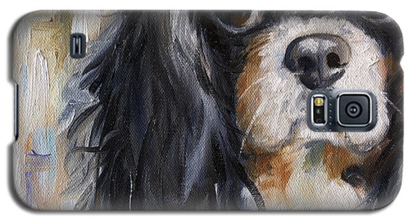 Love Galaxy S5 Case by Mary Sparrow