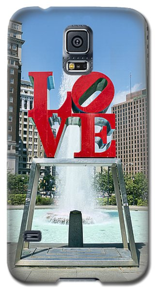 Galaxy S5 Case featuring the photograph Love by Hugh Smith