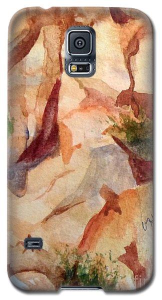 Love In The Rocks Medjugorje 2 Galaxy S5 Case by Vicki  Housel