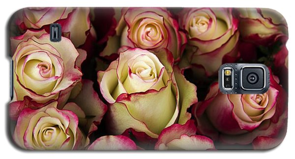 Love Is A Rose IIi Galaxy S5 Case