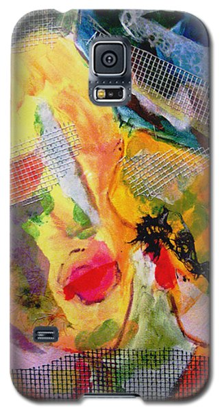Love Is Blind Galaxy S5 Case by Alexandra Jordankova