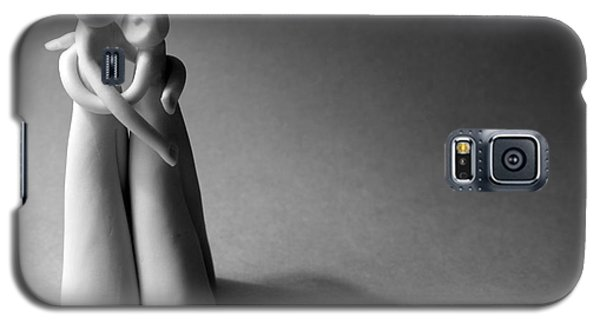 Love Is Galaxy S5 Case by David Warrington