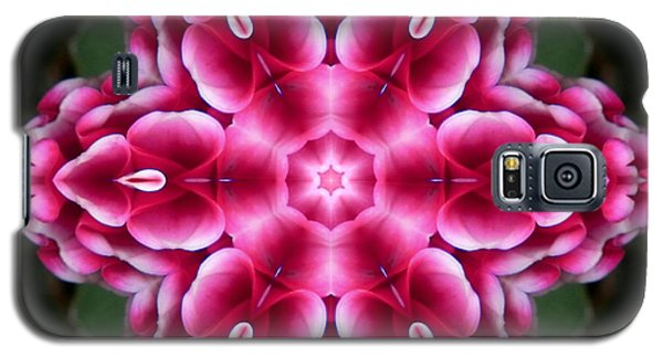 Love Is Divine Mandala Galaxy S5 Case