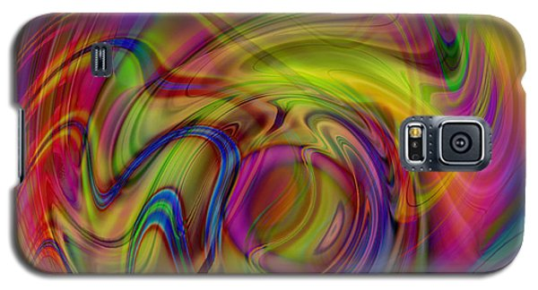 Love Is In The Air Galaxy S5 Case by Kevin Caudill