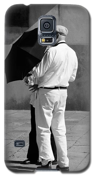 Love Is In The Air Galaxy S5 Case by Oscar Alvarez Jr