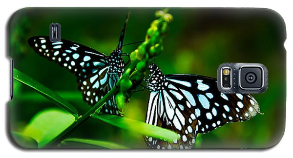 Love Is Like A Butterfly Galaxy S5 Case