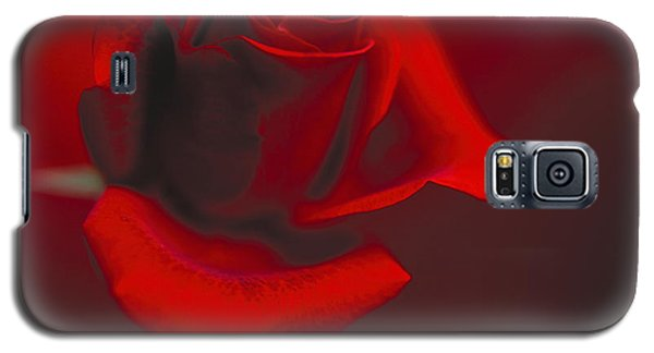 Love Galaxy S5 Case by Lana Enderle