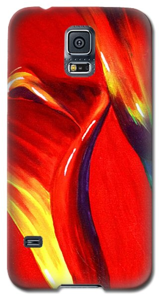 Love Lilies Galaxy S5 Case by Jackie Carpenter