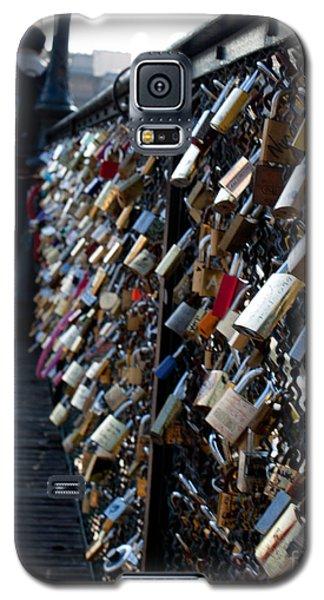 Love Locks Galaxy S5 Case