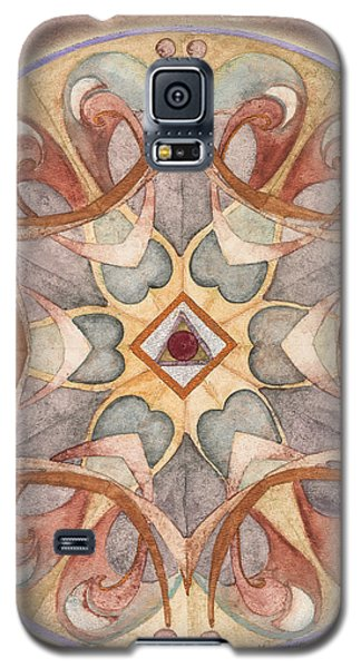 Love Mandala Galaxy S5 Case