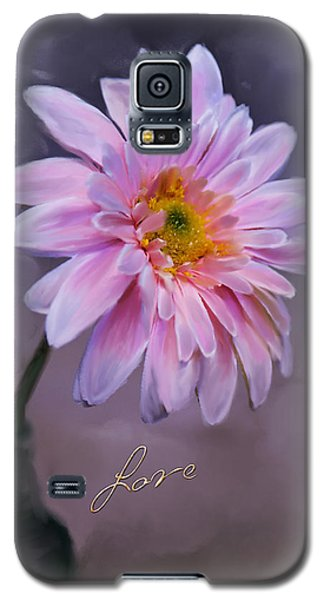 Love Galaxy S5 Case by Mary Timman