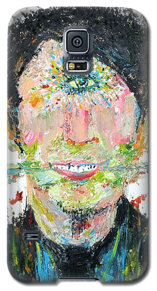 Love Me Do Galaxy S5 Case by Fabrizio Cassetta