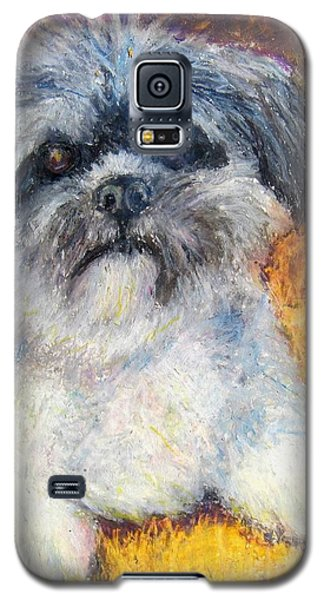 Love My Lhasa Galaxy S5 Case by Laurie Morgan