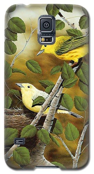 Love Nest Galaxy S5 Case by Rick Bainbridge