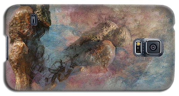 Love Never Dies Galaxy S5 Case by Davina Washington