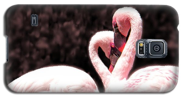 Love Of The Flamingos Galaxy S5 Case