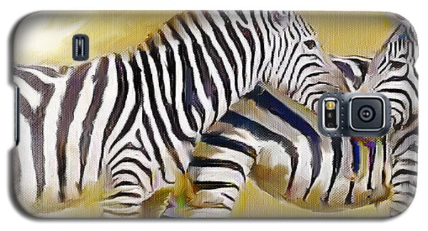 Love On The Savanna Galaxy S5 Case