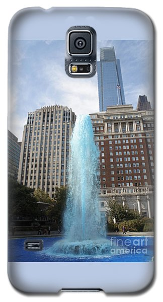 Love Park Galaxy S5 Case by Christopher Woods
