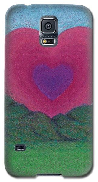 Love Rising Galaxy S5 Case