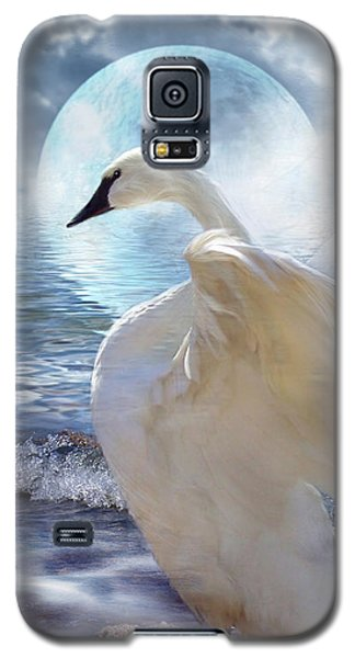Love Swept Galaxy S5 Case