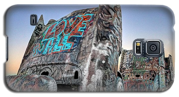 Love To All Cadillac Ranch Galaxy S5 Case