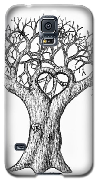 Love Tree Galaxy S5 Case
