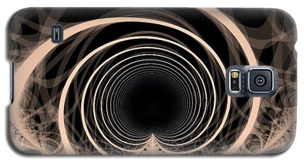 Love Tunnel Galaxy S5 Case by Elizabeth McTaggart