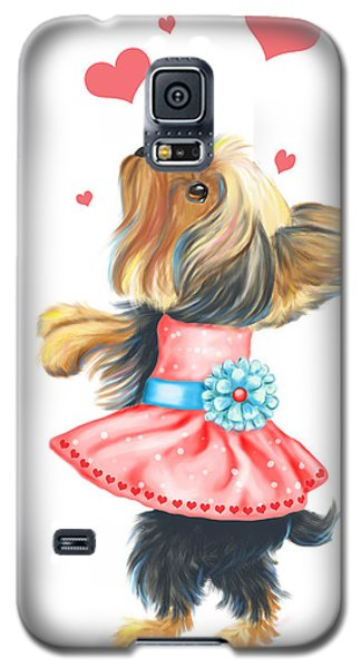 Love Without Ends Galaxy S5 Case