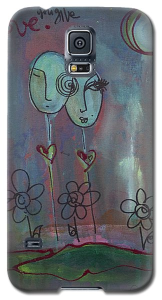 Love You Give Lollipops Galaxy S5 Case