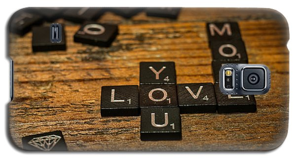 Love You More Galaxy S5 Case