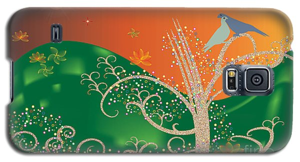Lovebirds Galaxy S5 Case by Kim Prowse
