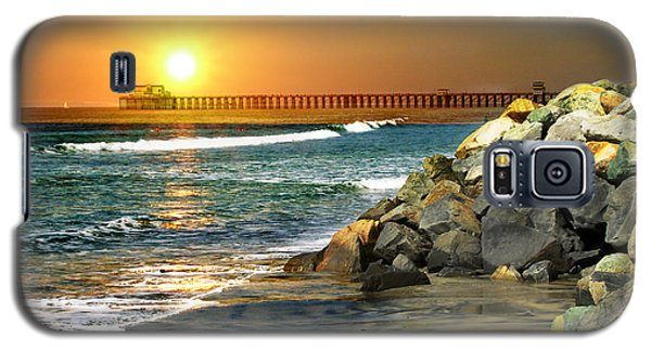 Loved By The Sun Galaxy S5 Case by Rhonda Strickland