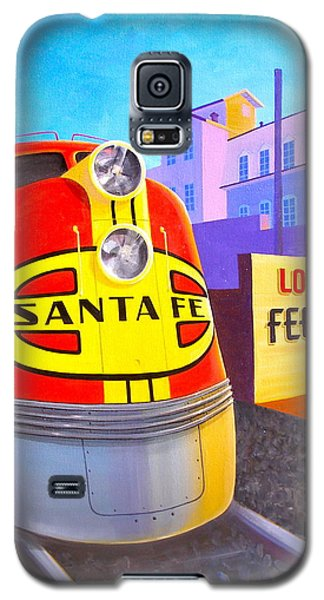 Loveland's Feed And Grain Galaxy S5 Case