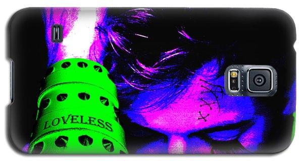 Loveless Soft Blue Galaxy S5 Case