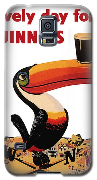 Lovely Day For A Guinness Galaxy S5 Case