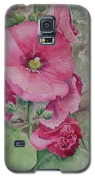 Lovely Hollies Galaxy S5 Case by Marilyn Zalatan