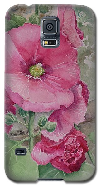 Lovely Hollies Galaxy S5 Case