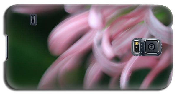 Lovely In Pink Galaxy S5 Case by Mary Lou Chmura