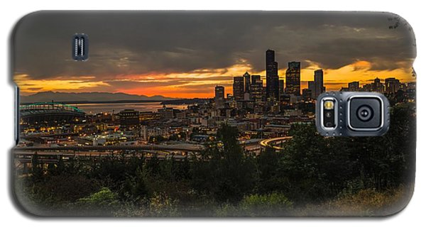 Lovely Seattle Galaxy S5 Case