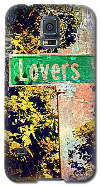 Lovers Lane Galaxy S5 Case by Beth Saffer