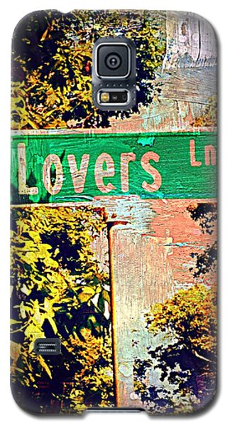 Lovers Lane Galaxy S5 Case
