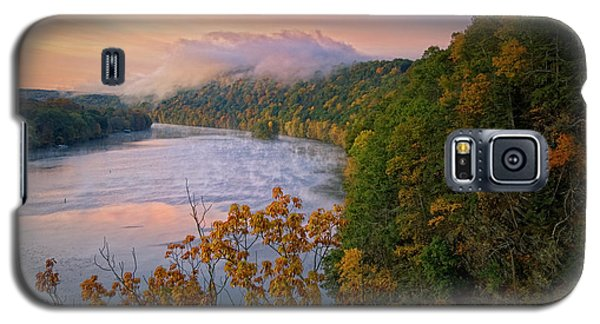 Lovers Leap Sunrise Galaxy S5 Case