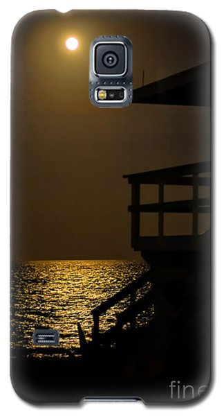 Lovers Moon Galaxy S5 Case