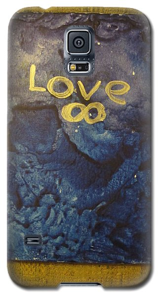 Loves Blue Mood Galaxy S5 Case by Lawrence Christopher