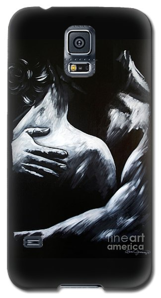 Love's Embrace Galaxy S5 Case